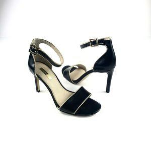 Louise et Cie Women's Black Heels
